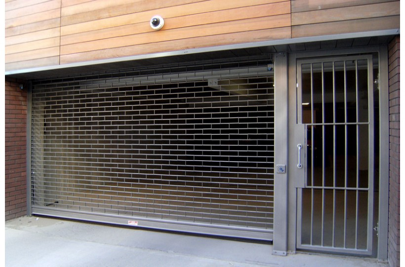 Car Park Roller Shutters & Car Park Roller Shutters - Cherry Security
